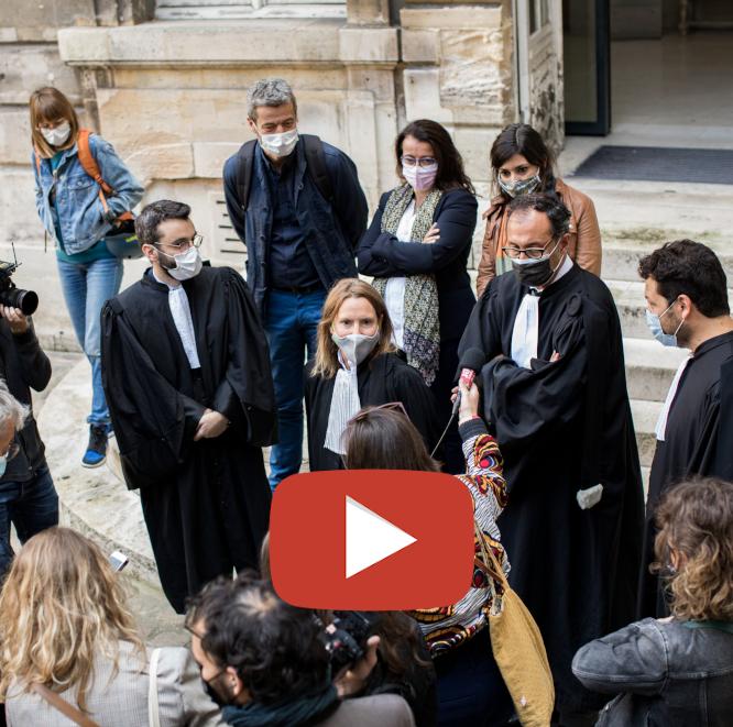 Décryptage de la dernière audience de #LAffaireDuSiècle par nos avocat·es